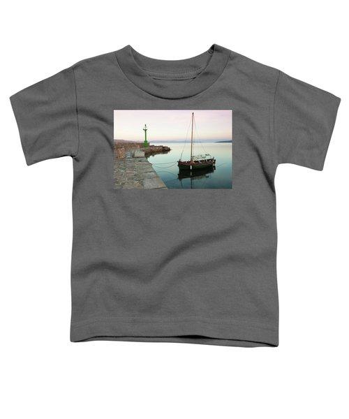 Serene Awakening Toddler T-Shirt