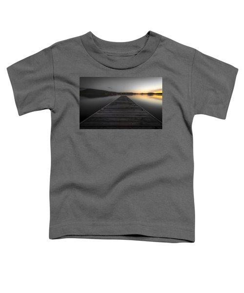 Serene Lake 2 Toddler T-Shirt