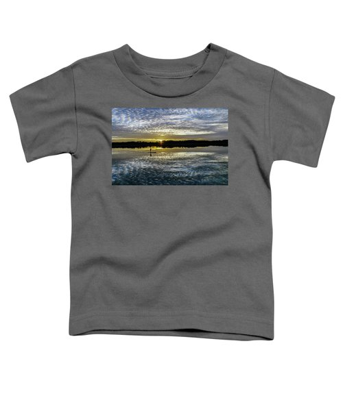 Serenity On A Paddleboard Toddler T-Shirt