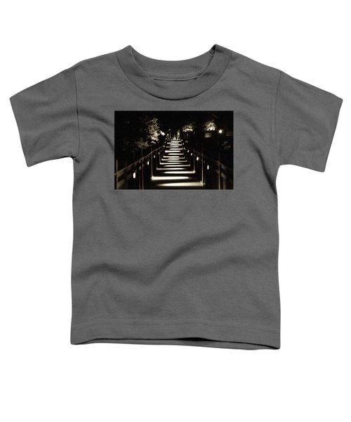 Serpentine Shadow Toddler T-Shirt