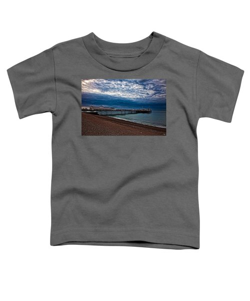 Seven Am On Brighton Seafront Toddler T-Shirt