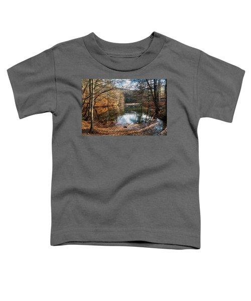 Seven Lakes Toddler T-Shirt