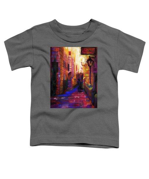 Shabbat Shalom Toddler T-Shirt