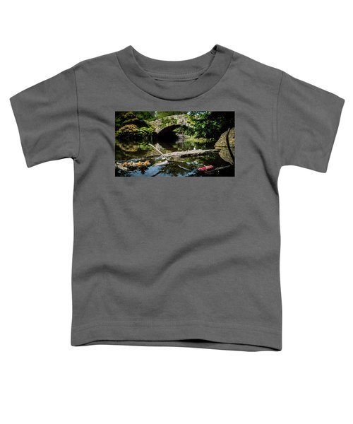Shades Of Fall Toddler T-Shirt