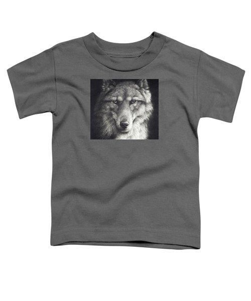 Shadow Falling Toddler T-Shirt