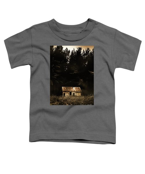 Shadows Of Mornings First Light Toddler T-Shirt