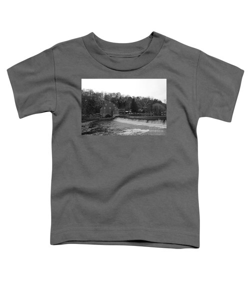 Shadows On The Mill In Clinton Toddler T-Shirt