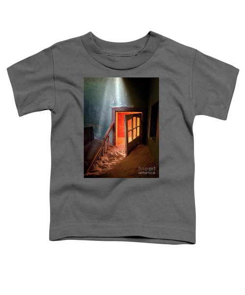 Shaft Of Light Toddler T-Shirt