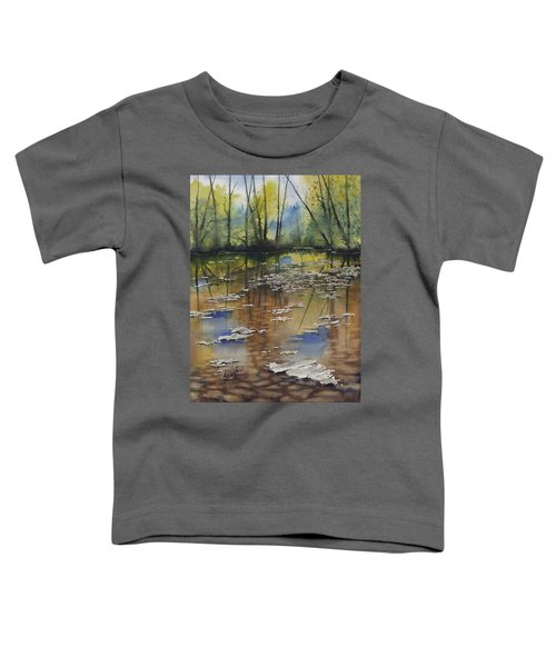 Shallow Water Toddler T-Shirt