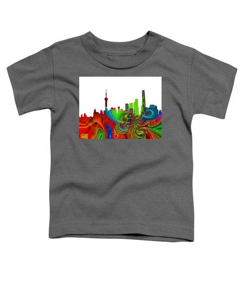 Shanghai  Toddler T-Shirt