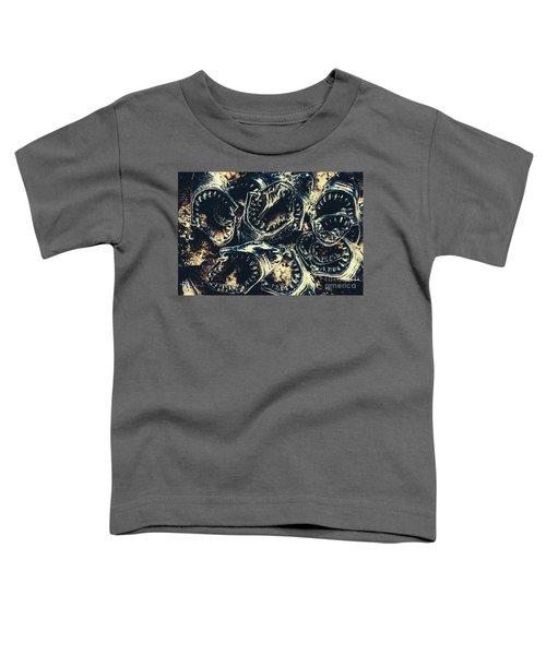Shark Jaws Toddler T-Shirt