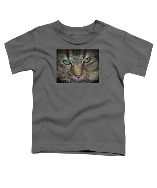 Sharna Eyes Toddler T-Shirt