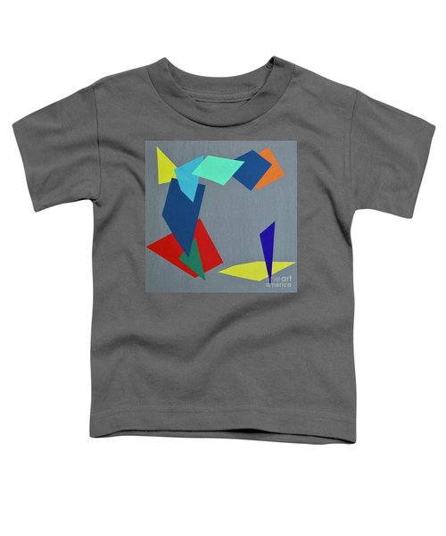 Shattered Toddler T-Shirt