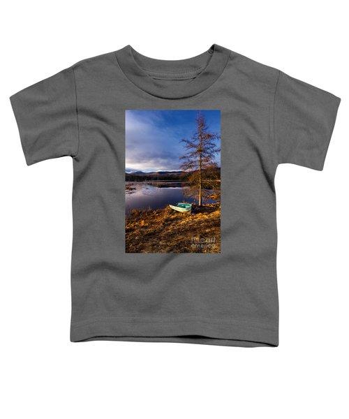 Shaw Pond Sunrise Toddler T-Shirt