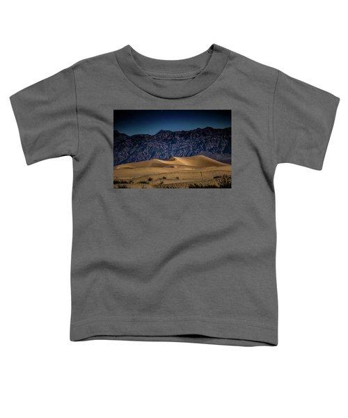 She Sleeps Under The Stars Toddler T-Shirt