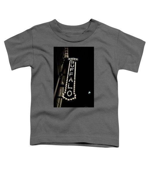 Shea's Buffalo Toddler T-Shirt