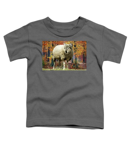 Sheep's Clothing Toddler T-Shirt