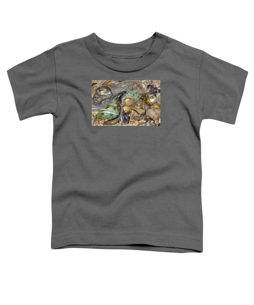 Shell Fluidity Toddler T-Shirt