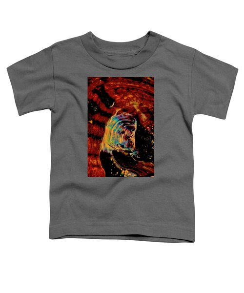 Shell Space Toddler T-Shirt