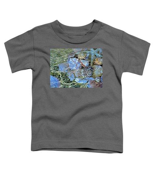Shells Underwater 20 Toddler T-Shirt