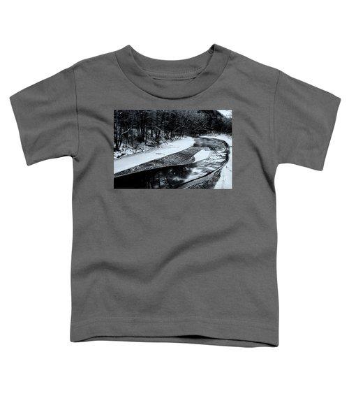 Shepaug River Toddler T-Shirt