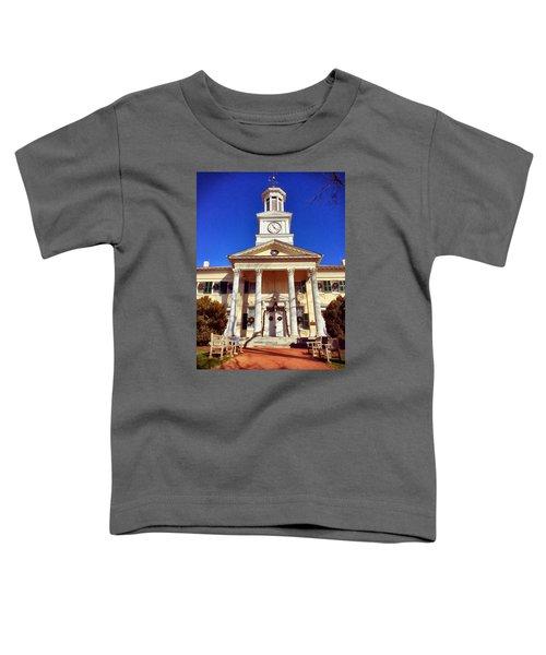 Shepherd University Toddler T-Shirt