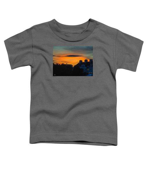 Sherbet Sky Sunset Toddler T-Shirt