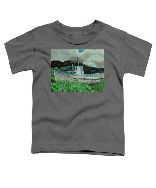 Sherry D Toddler T-Shirt
