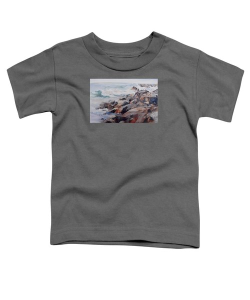 Shore's Rocky Toddler T-Shirt