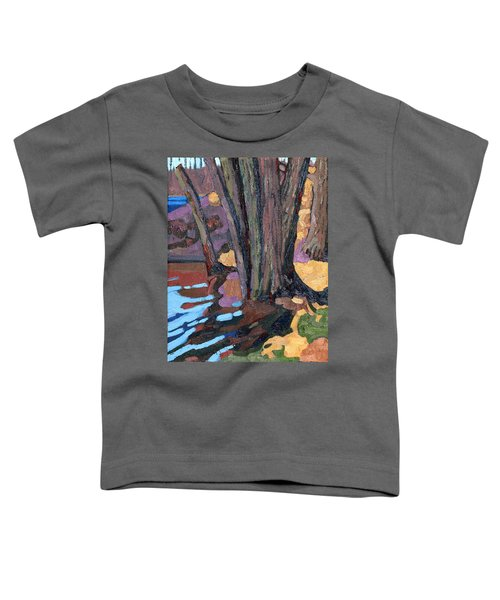 Shoreline Maples Toddler T-Shirt