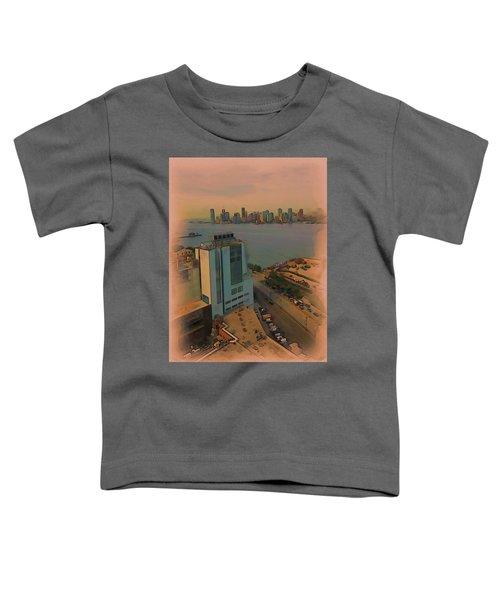 Shoreline Toddler T-Shirt