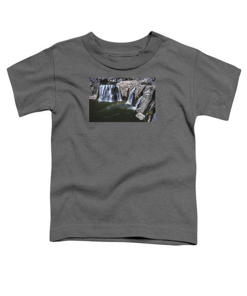 Shoshone Falls Idaho Toddler T-Shirt