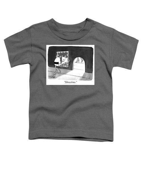 Showtime Toddler T-Shirt