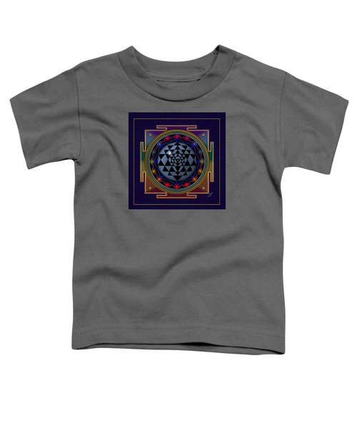 Shri Yantra Toddler T-Shirt