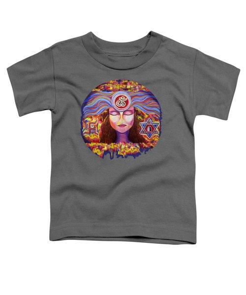 Shubhmastu- Om Shanti Toddler T-Shirt