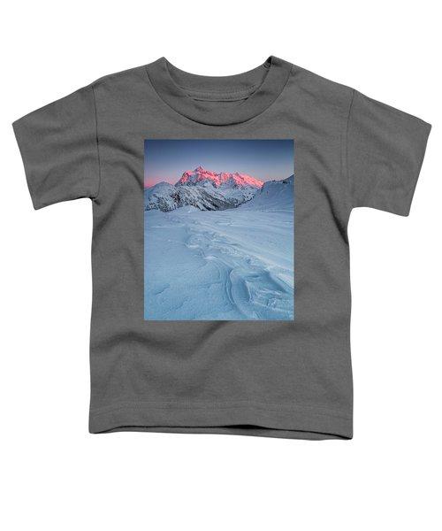 Shuksan's Shine Toddler T-Shirt