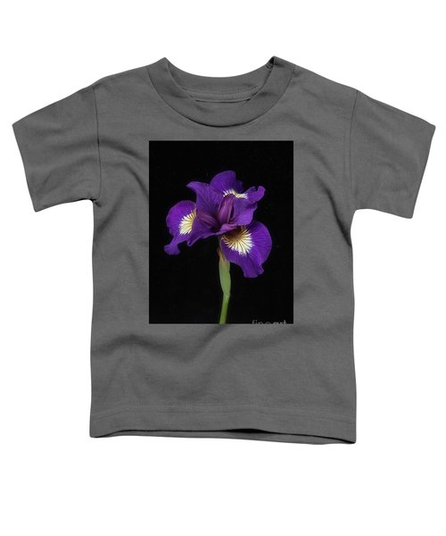 Siberian Iris Toddler T-Shirt