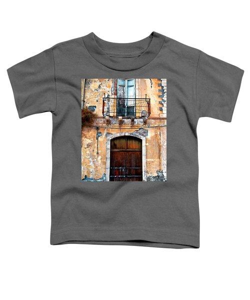 Sicilian Facade Toddler T-Shirt