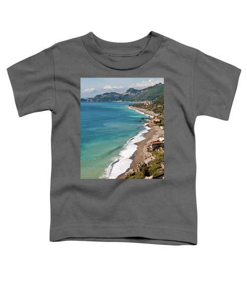 Sicilian Sea Sound Toddler T-Shirt
