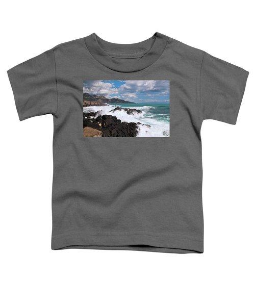 Sicilian Stormy Sound Toddler T-Shirt