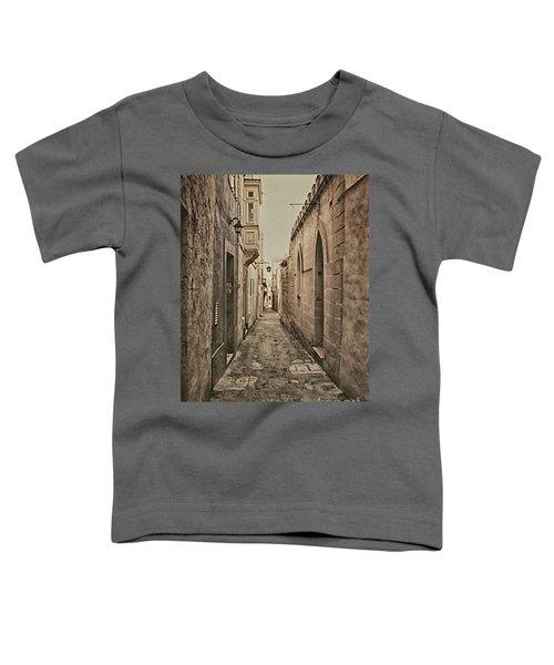 Side Street Malta Toddler T-Shirt