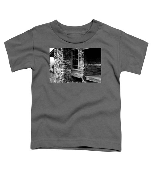 Side View Toddler T-Shirt