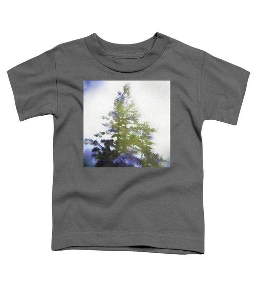 Sierra Book Pines Toddler T-Shirt
