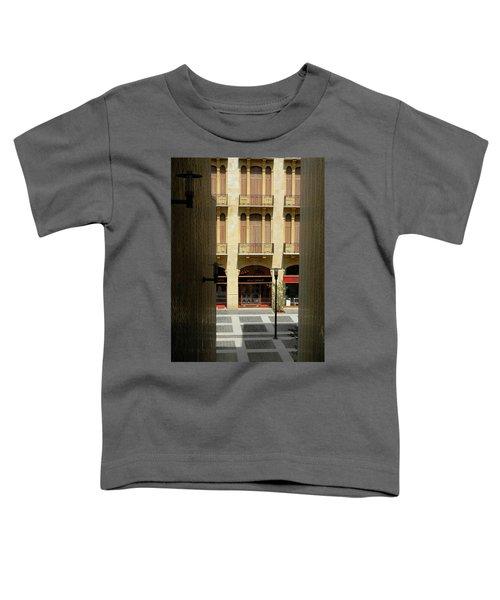 Siesta Time Toddler T-Shirt