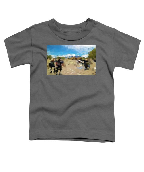 What Do You See? Toddler T-Shirt