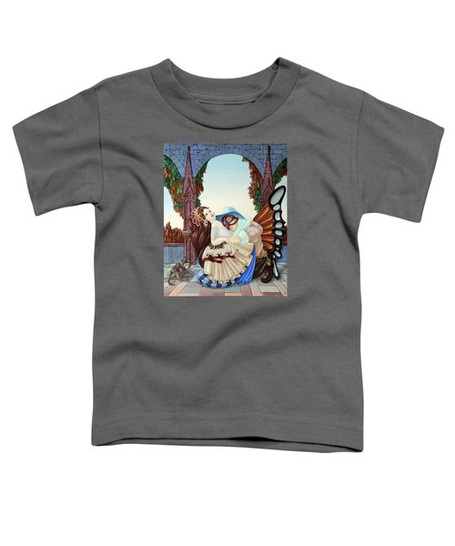 Sigmund Freud  Toddler T-Shirt