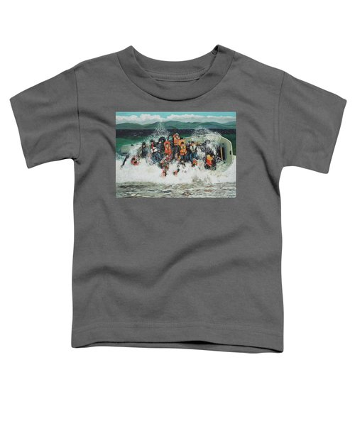 Silent Screams Toddler T-Shirt