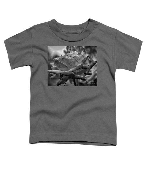 Silk Curl Toddler T-Shirt
