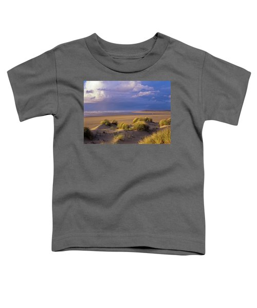 Siltcoos River Mouth Toddler T-Shirt