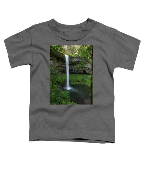 Silver Falls Silver Mist Toddler T-Shirt